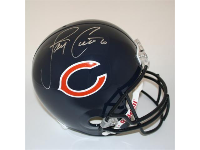 Victory Collectibles VIC-000205-30504 Jay Cutler Autographed Chicago Replica Helmet