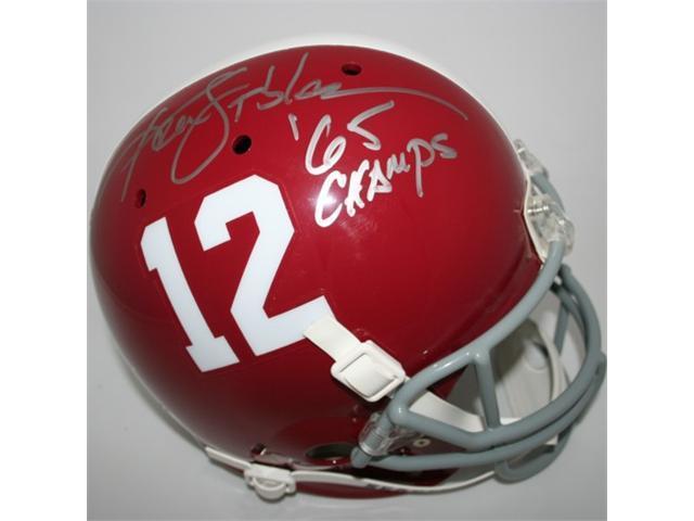 Victory Collectibles VIC-000106-7100-001 Ken Stabler Autographed Alabama Replica Helmet