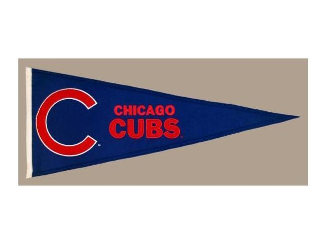 Winning Streak Sports Pennants 60050 Chicago Cubs Traditions