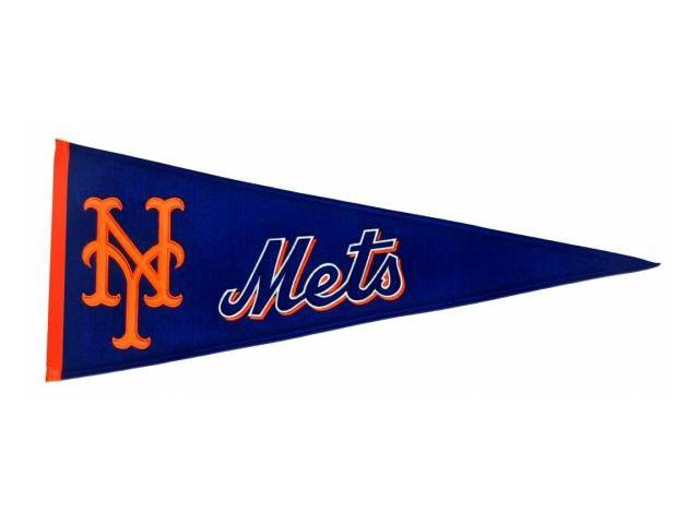 Winning Streak Sports Pennants 60180 New York Mets Traditions