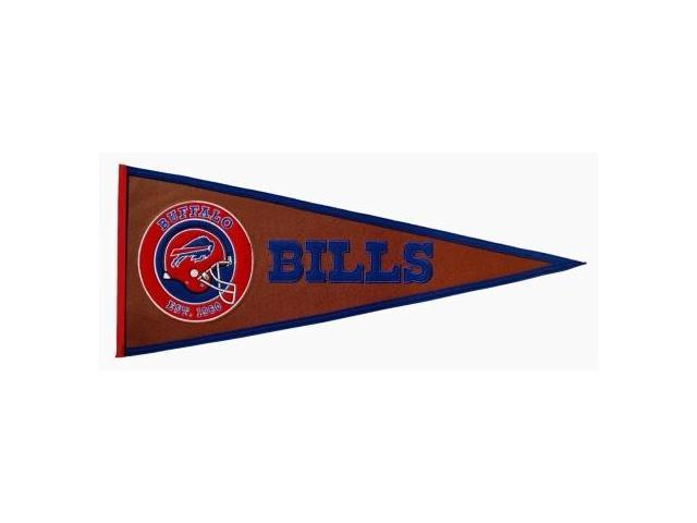 Winning Streak Sports 61703 Buffalo Bills Pigskin Pennant