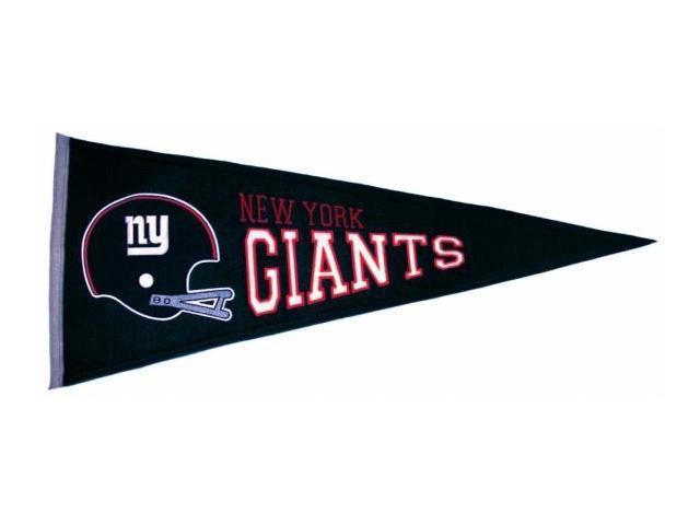 Winning Streak Sports Pennants 61201 New York Giants Throwback