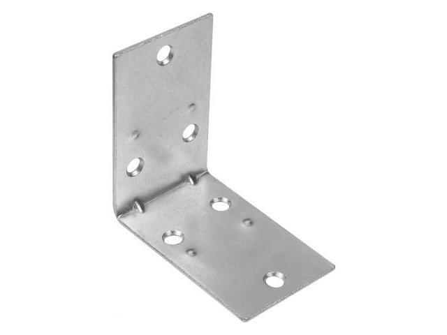 Stanley Hardware 2-.50in. Zinc Double Wide Corner Brace  285536