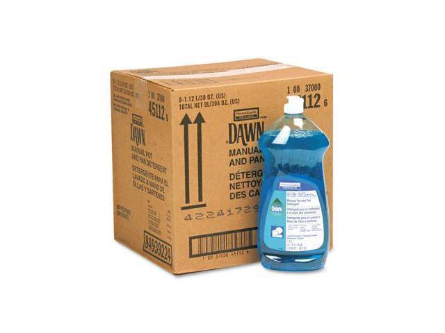 Procter & Gamble 45112CT Dawn Dishwashing Liquid  38oz Bottle  8/carton