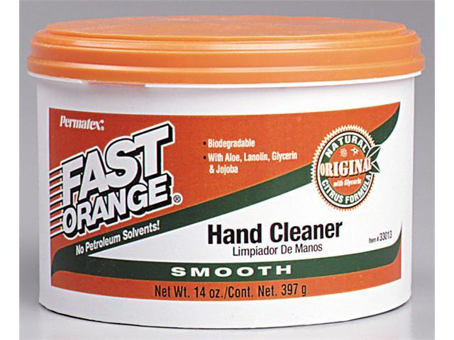Permatex 14 Oz Fast Orange Hand Cleaner Smooth Cream  33013