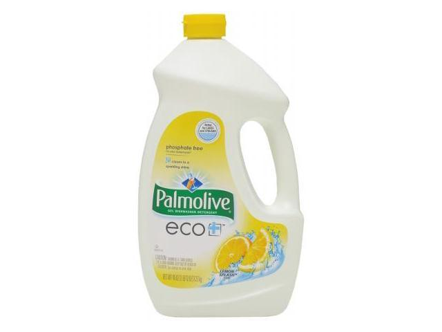 Lemon Splash Palmolive eco + Gel Dishwasher Detergent - 45oz