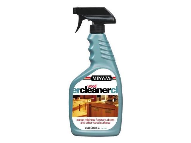 Minwax 22 Oz Spray Hardwood Cleaner  52127