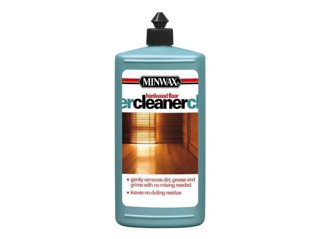 Minwax 32 Oz Hardwood Floor Cleaner  62127