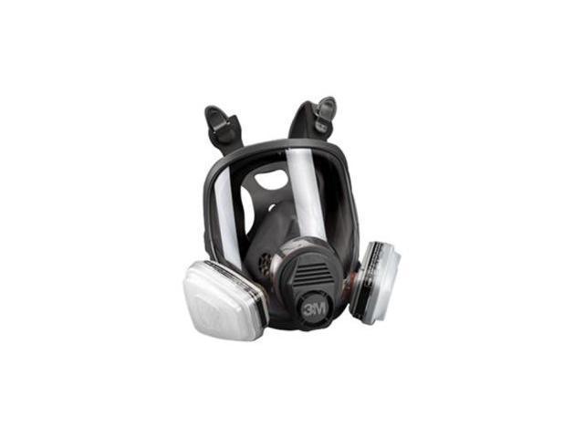 3M Automotive Products 3M 7162 Full-Facepiece Spray Paint Respirator- Organic Vapor