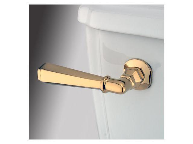 Kingston Brass KTHL2 Metropolitan Tank Lever - Polished Brass