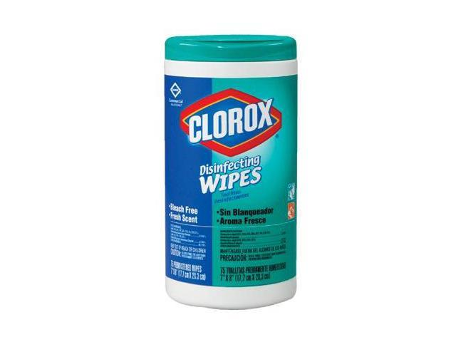 Clorox 158-01593 Clorox Disinfecting Wipes Fresh Scent 35 Count