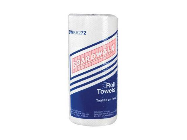 Boardwalk 088-6274 2Ply 100 Sheet Kitchen Roll Towel