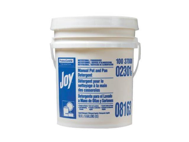Procter & Gamble 608-02301 Joy Lemon Scent 5 Gal Pail Man. Pot-Pan Detrgnt
