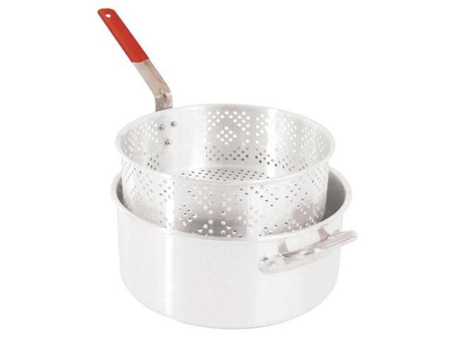 Masterbuilt 10PB 10.5 qt. Aluminum Pot and Basket