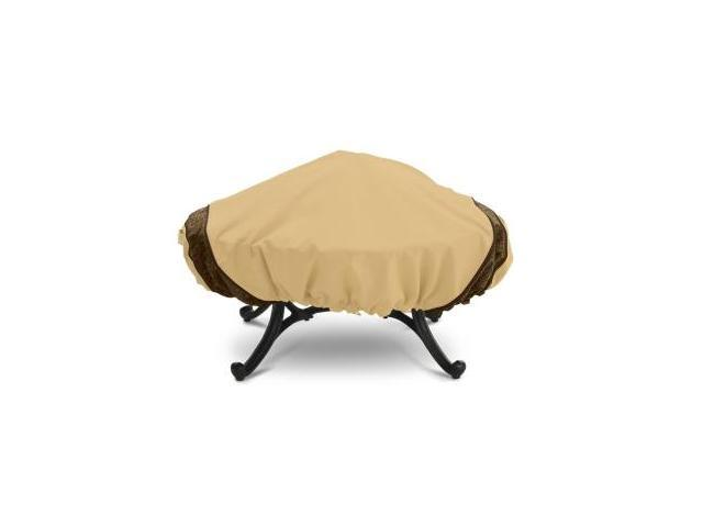 Classic Accessories 55-092-011501-00 Patio Round Fire Pit Cover