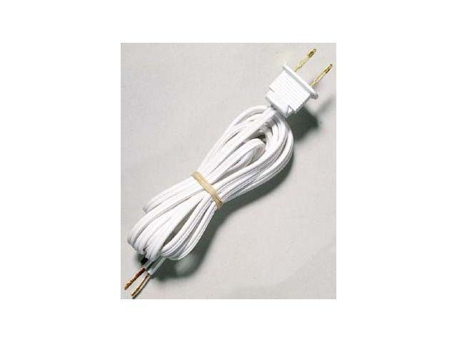 Westinghouse Lighting 8ft. White Light Fixture Cord Set  70100