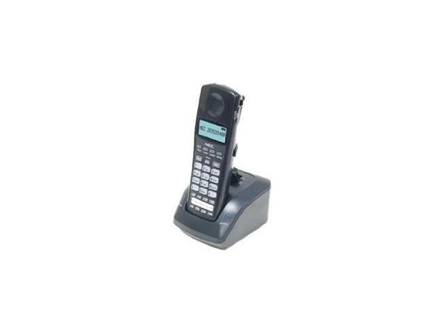 NEC 730095 Cordless DECT Telephone (Black)