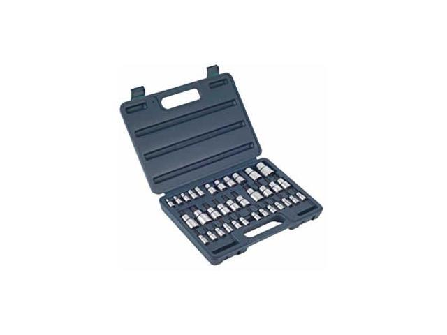 VIM Hand Tools VIMTMS34PF 34 Pc Torx Master Socket Set