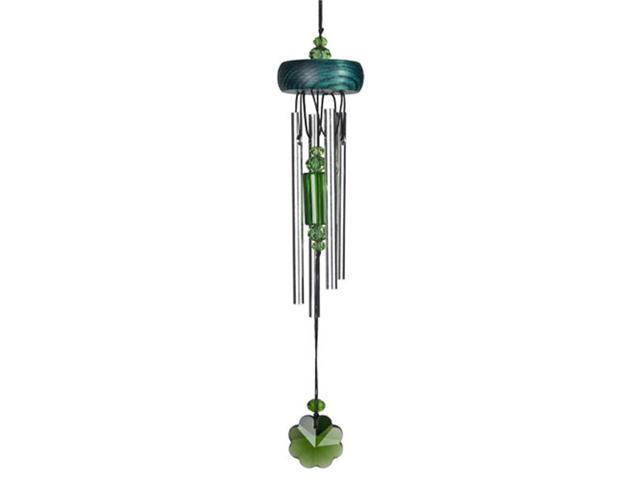 Woodstock WOODGEMSH Gem Drop Chimes Shamrock