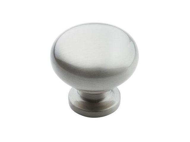 Amerock BP29110-G10 1.19 in. Knob - Satin Nickel