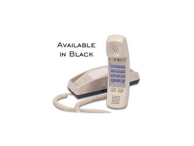 Cortelco ITT-8150BK 815000-Voe-21F Trendline - Black