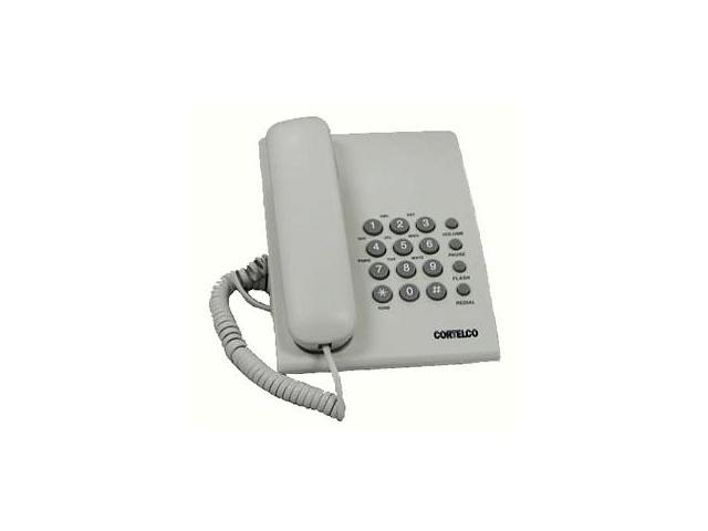 Single Line Economy Phone - Sandstone - ITT-8599-SNDSTN