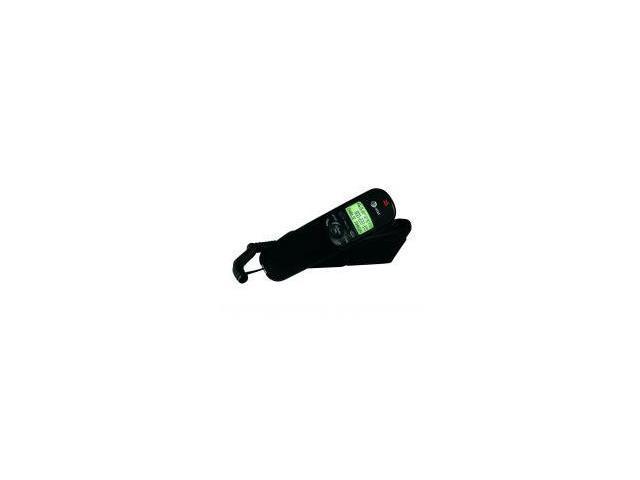 Trimline Corded Phone with CID/CW BLACK - ATT-TR1909BK