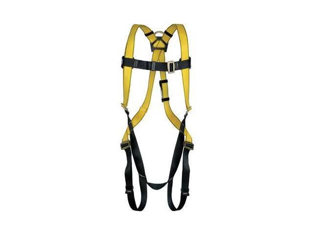 MSA 454-10072479 Workman Harn Vest Qfls Std