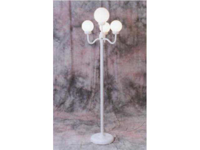 Outdoor Lamp company 202W European Street Lamp - White