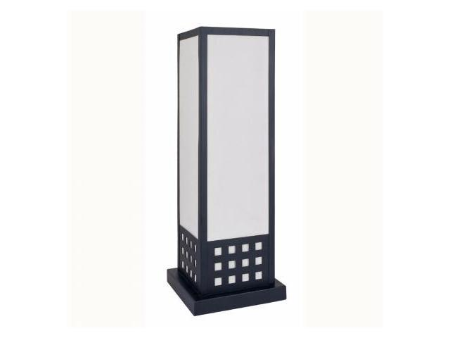 """22"""" Square Table Lamp By ORE"""