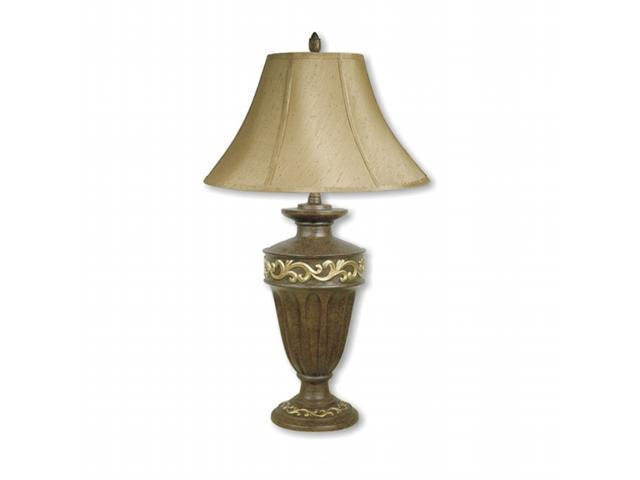 Ore International 8198 32   Filigree Table Lamp