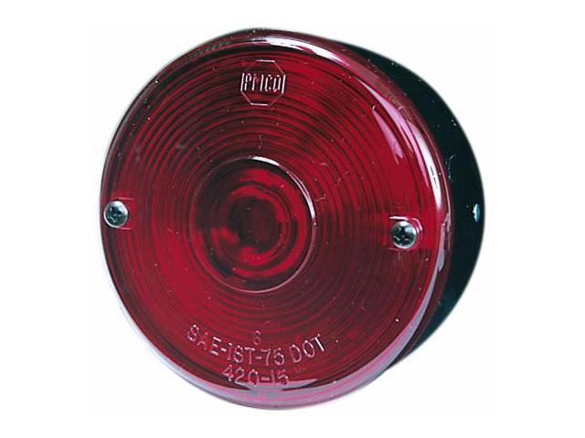Peterson Mfg. Stop, Turn & Tail Lights With Illuminator  V428