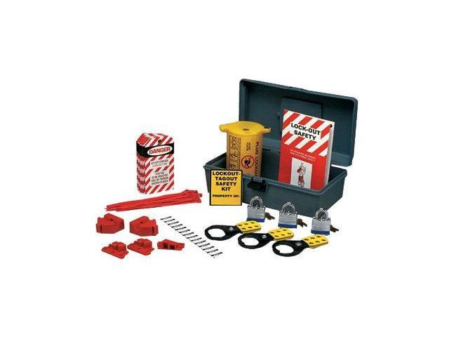 Brady 262-LKX 45618 Economy Lockout Kit