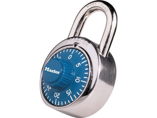Master Lock Blue Combination Padlocks  1506D