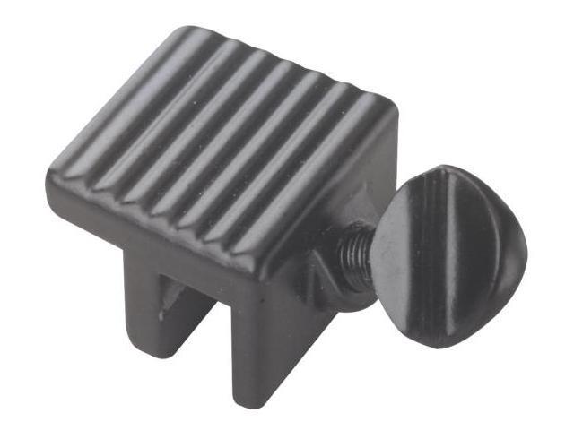 Prime Line Products Black Slide Window Lock  S4001