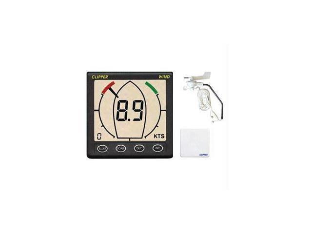 Clipper Wind Instrument W/Masthead Transducer & Cover