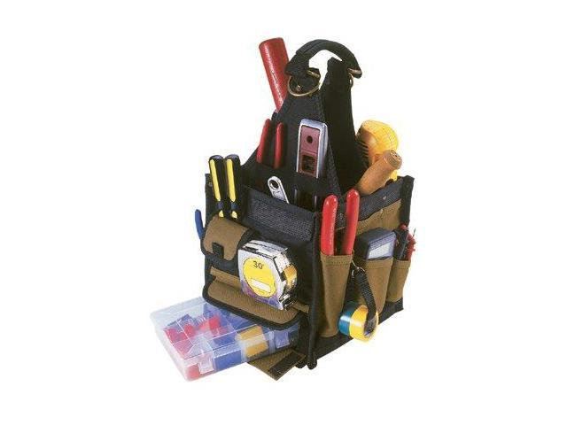 CLC Custom Leather Craft 201-1526 Electrical & Maintenance Tool Pouch