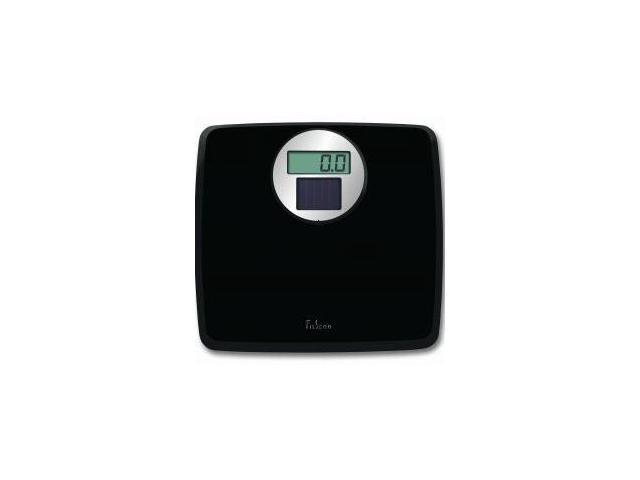 Tanita HS303F FitScan Digital Solar Scale Black