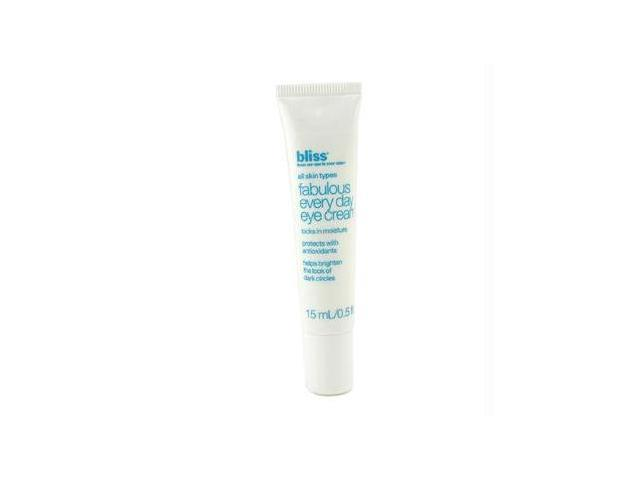 Bliss 11534295701 Fabulous Everyday Eye Cream - 15Ml-0.5Oz