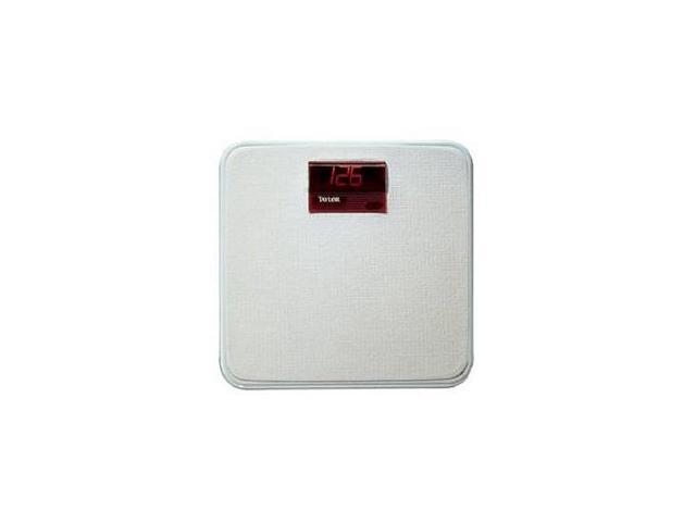 Metro Scales 1600T WHT Electronic Digital Scale - White