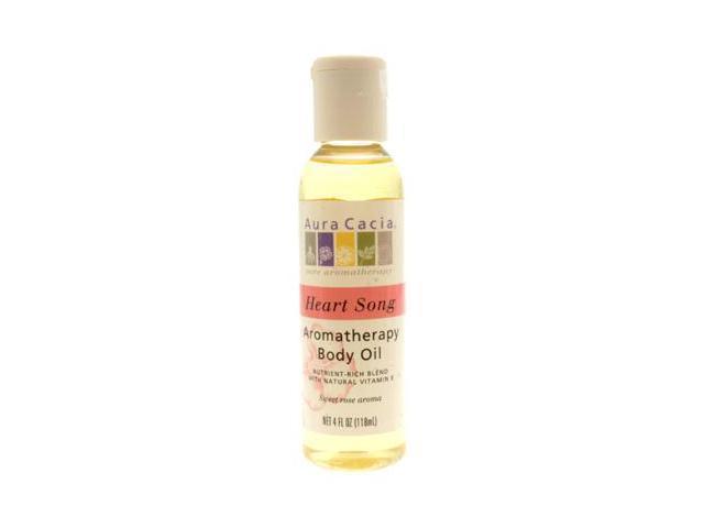Massage/Bath Oil Heart Song 4 Ounces