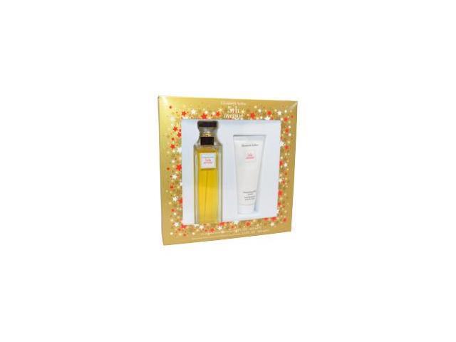 Elizabeth Arden W-GS-2860 5th Avenue by Elizabeth Arden for Women - 2 Pc Gift Set 4.2oz EDP Spray, 3.3oz Moisturizing Body Lotion