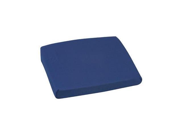 Mabis 513-7947-2400 Sloping Back Seat Cushion - Blue
