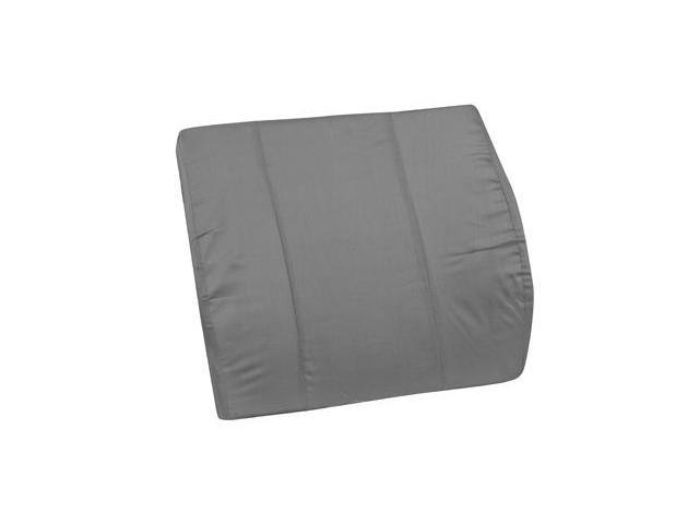 Mabis 555-7301-0300 Bucket Seat Lumbar Cushion without Strap - Gray