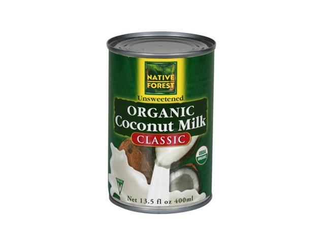 Native Forest 36150 Organic Coconut Milk