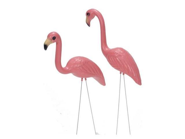 Pink Inc 2 Count Pink Flamingo  363SP - Pack of 3