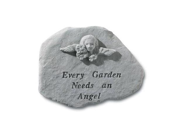 Kay Berry- Inc. 66220 Every Garden Needs An Angel - Angel Memorial - 12 Inches x 15 Inches