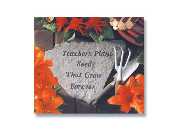 Kay Berry- Inc. 67120 Teachers Plant Seeds That Grow Forever - Memorial - 14.5 Inches x 12.75 Inches