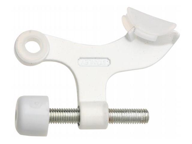 Stanley Hardware White Hinge Pin Door Stops  766331