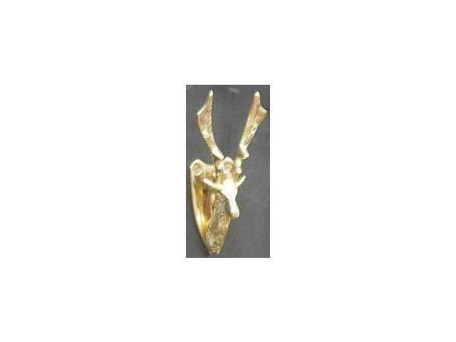 Mayer Mill Brass - RK-1 - Small Reindeer Door Knocker